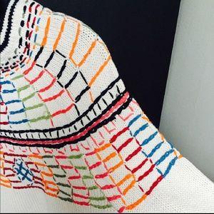 Zara Sweaters - Zara Embroidered Sweater